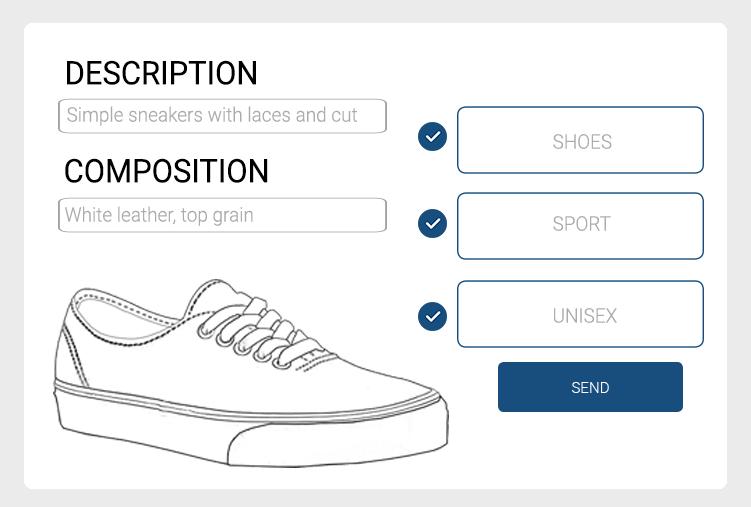 Upload your design - Italian Artisan